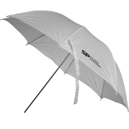 "SP Studio Systems 33"" White Umbrella"