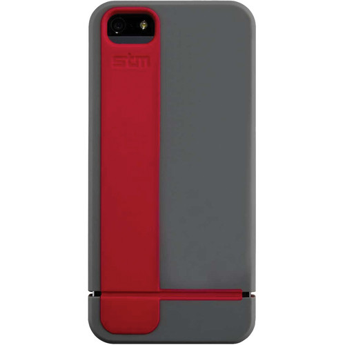 STM Harbour Case for iPhone 5 (Grey)