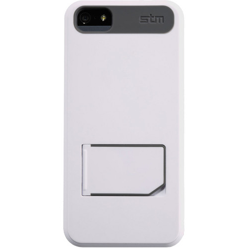 STM Arvo Case for iPhone 5 (White)