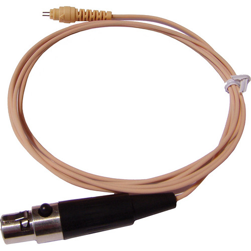Sabine Replacement Cable for SWT Headset Microphone (Tan)