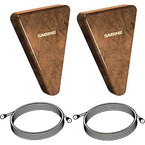 Sabine SWASS-EXT-3-MI 2.4 GHz Smart Spectrum Extension Antenna Kit