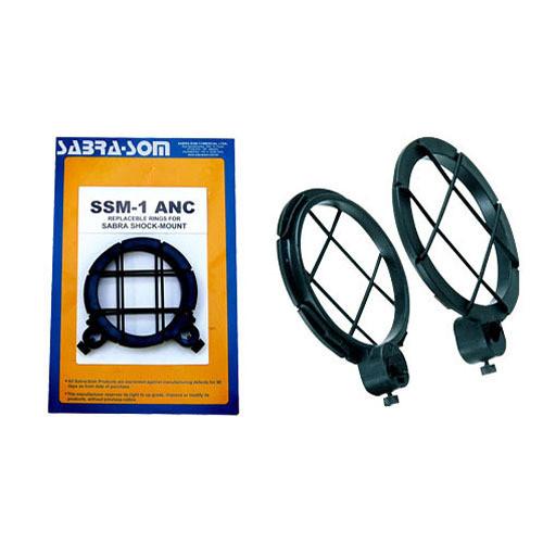 Sabra-Som SSM-1/ANC Replacement Rings for Sabra Shockmounts
