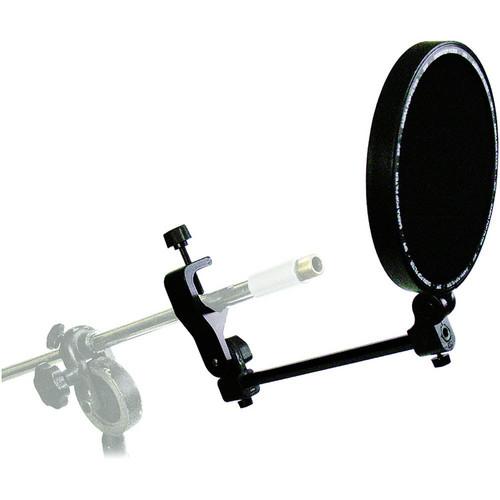 "Sabra-Som S-Pop Grip 5"" Microphone Pop Filter with 1"" Diameter Grip"