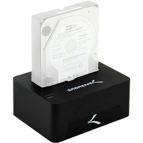 "Sabrent USB 3.0  Docking Station for SATA 2.5"" and 3.5"" Hard Drives"