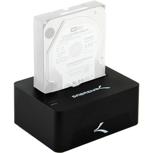 "Sabrent USB 3.0  Docking Station for SATA 2.5"" and 3.5"" Hard Drives"