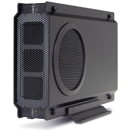 Sabrent EC-UEIS7 USB 2.0 and eSATA to IDE or SATA Aluminum Hard Drive Enclosure