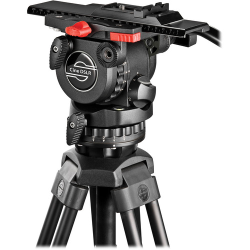 Sachtler Cine DSLR Fluid Head