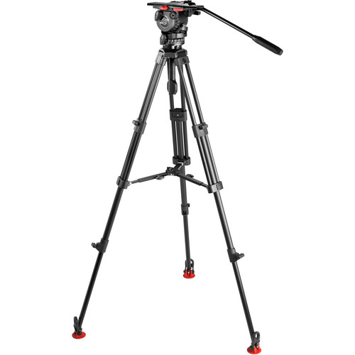 Sachtler System Cine DSLR 2MD (Mid-level Spreader)