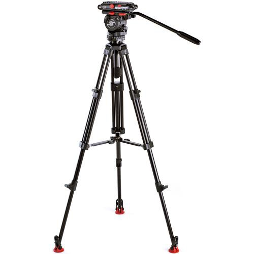 Sachtler 0773B-786 FSB-8 with ENG75-2D and Sony HVR Powerset Kit