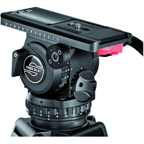 Sachtler Video 20 S1 Fluid Head
