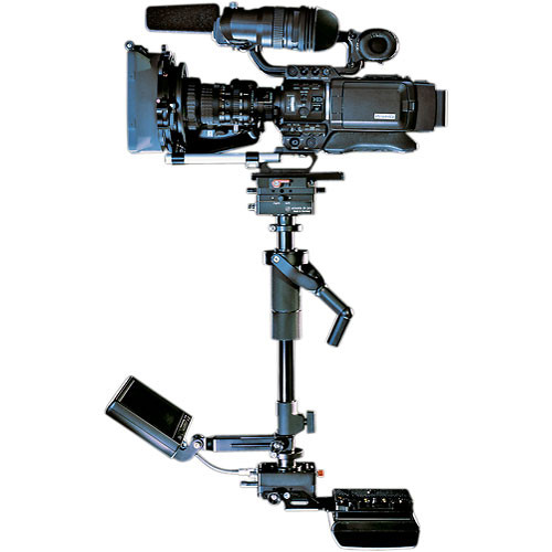 Sachtler 4903 Artemis DV Pro FX System with Monitor and AB Mount