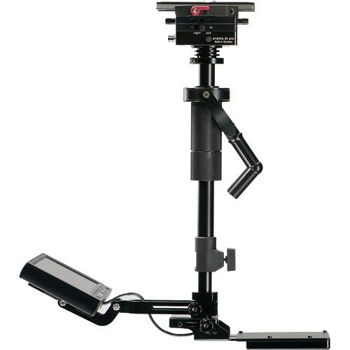 Sachtler 4908 Artemis DV Pro FX System with Monitor and V-Lock Mount