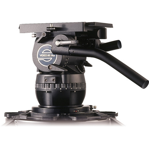 Sachtler VIDEO 60 PLUS STUDIO Fluid Head (Flat Base)