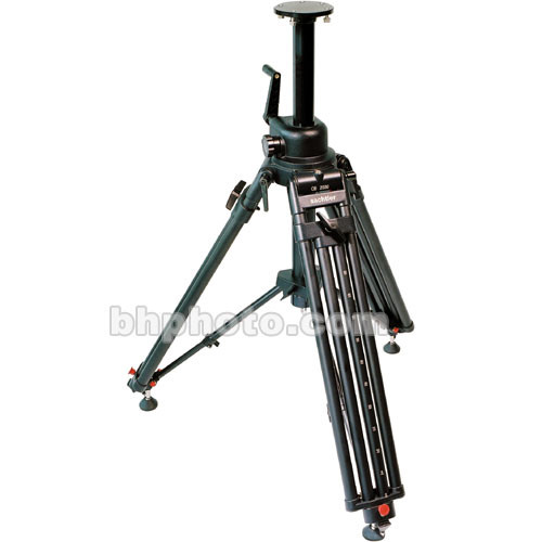 Sachtler Center Column OB-2000 Hand Crank Column (Flat Base)