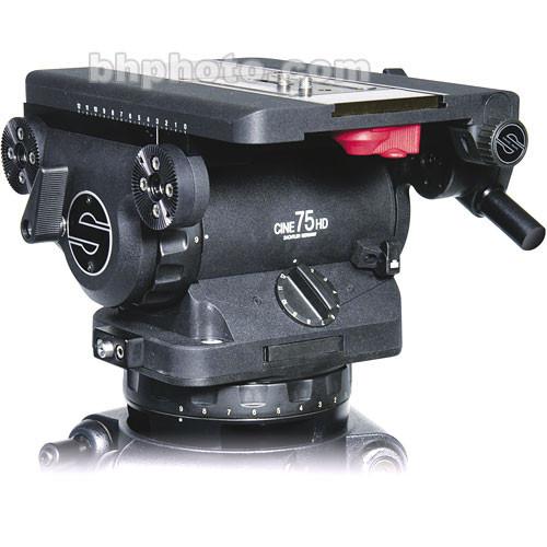 Sachtler Cine 75 HD Fluid Head (150mm Ball Base)
