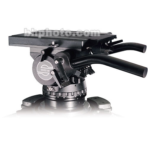 Sachtler VIDEO 90 FB Fluid Head (Flat Base)