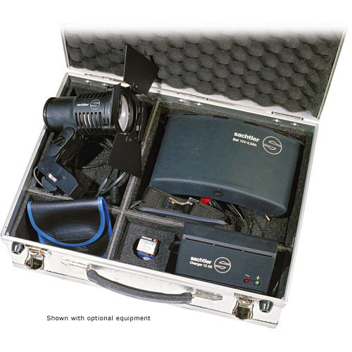 Sachtler Transport Case for the Reporter 21D Kit