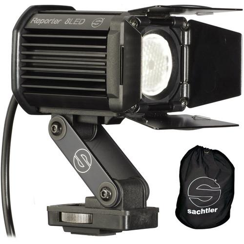 Sachtler Reporter LED D Complete Set