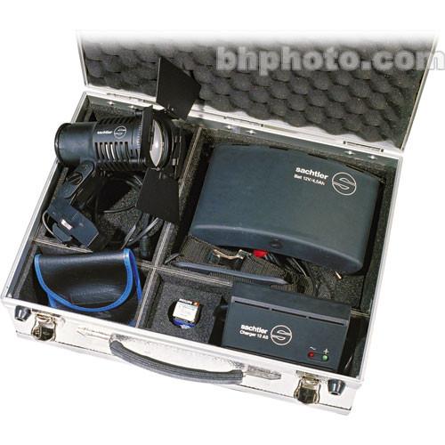 Sachtler 75H Focus Flood One Light Kit (12V DC)