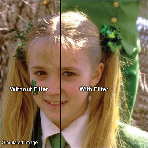 "Sailwind 3x3"" HI Soft Center Clear Diffusion #1 Effect Glass Filter"