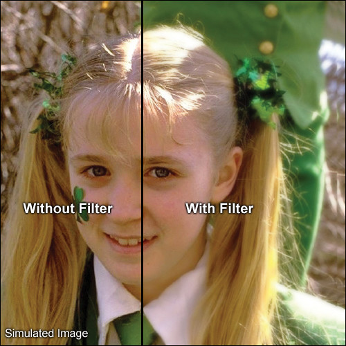 "Sailwind 3x3"" HI Soft Center Clear Diffusion #2 Effect Glass Filter"