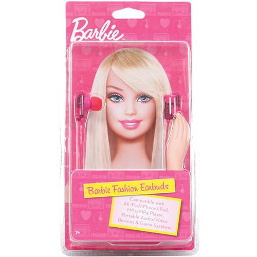 Sakar Barbie Earbuds