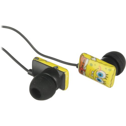 Sakar SpongeBob Earbuds