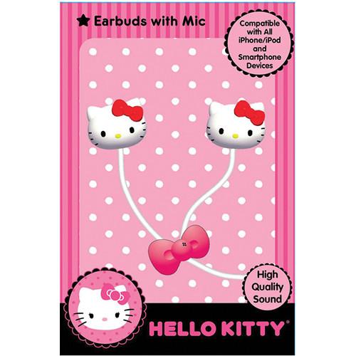 Sakar Hello Kitty iPhone Headset