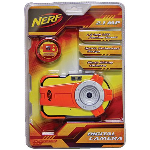 Sakar NERF 2.1MP Digital Camera