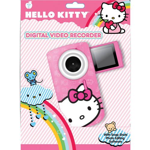Sakar Hello Kitty Digital Video Recorder (Pink)