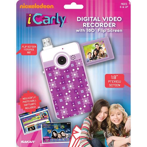 Sakar iCarly Digital Video Recorder