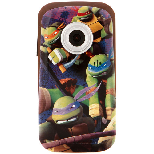 Sakar Teenage Mutant Ninja Turtle Digital Camcorder