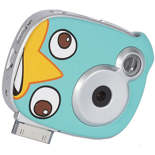 Sakar Disney iPad Camera (Phineas & Ferb)