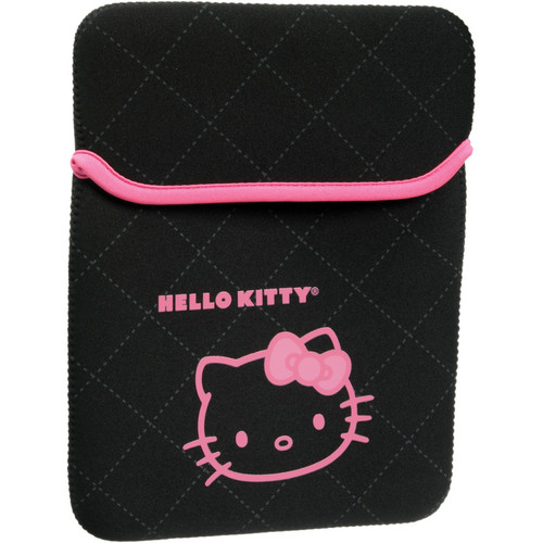 Sakar Hello Kitty 2 in 1 Shell and Sleeve for iPad 2
