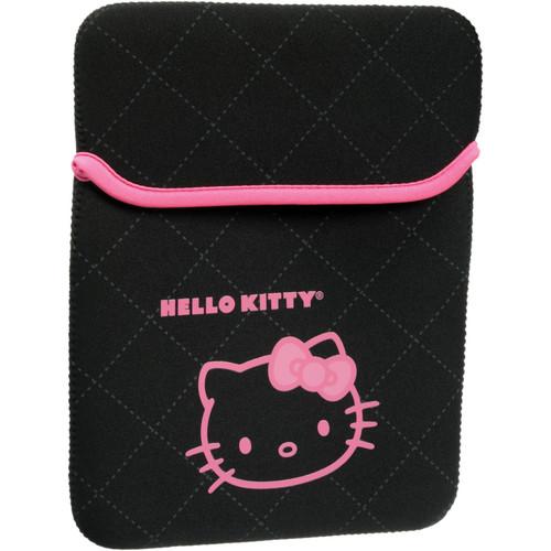 Sakar Hello Kitty 2 in 1 Shell and Sleeve for iPad 2