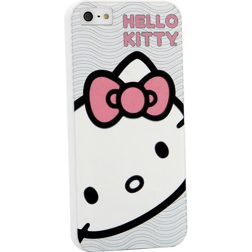 Sakar Hello Kitty iPhone 5 3D Shell Case (3D Textured Field)