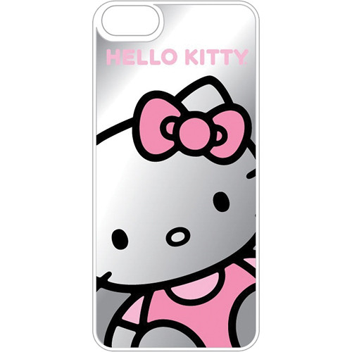 Sakar Hello Kitty iPhone 5 Mirror Case (With Head Shot)