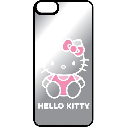 Sakar Hello Kitty iPhone 5 Mirror Case (With Sitting Cat)