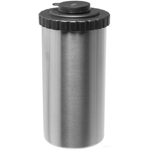 Samigon Stainless Steel Tank with Plastic Lid and Rod for 4x35mm or 2x120 Reels