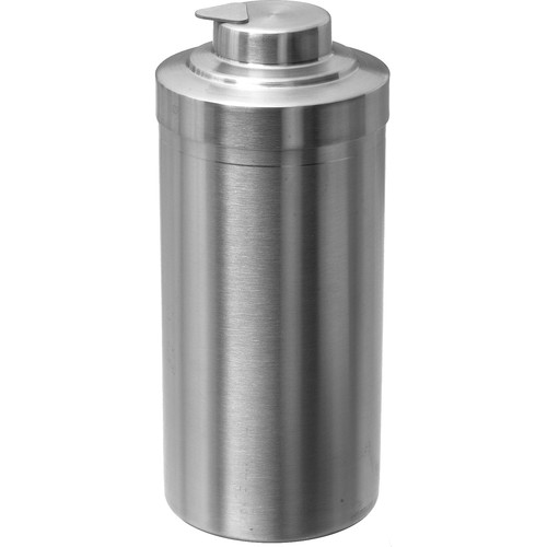 Samigon Stainless Steel Tank with SS Lid for 4x35mm or 2x120 Reels