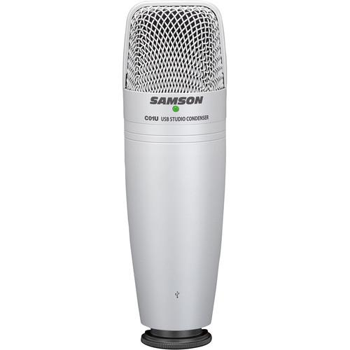Samson C01U USB Microphone Starter Kit