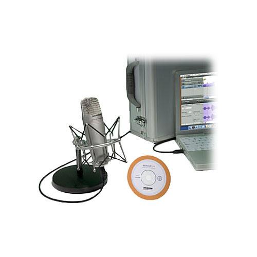 Samson C01U Recording and Podcasting Bundle