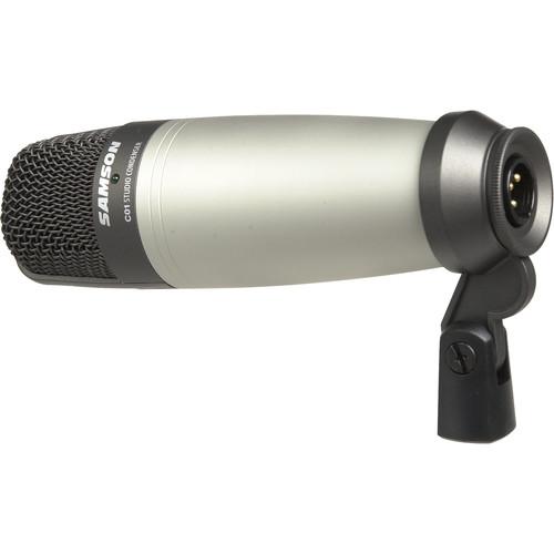 Samson C01 Large Diaphragm Condenser Microphone