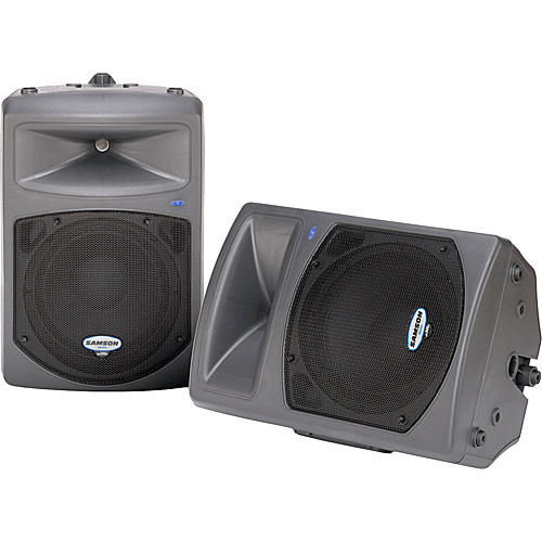 "Samson dB300a - 300W 12"" Active Two-Way Loudspeaker"