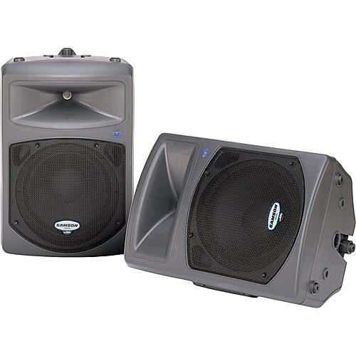 "Samson dB300a - 300W 12"" Active Two-Way Loudspeaker"