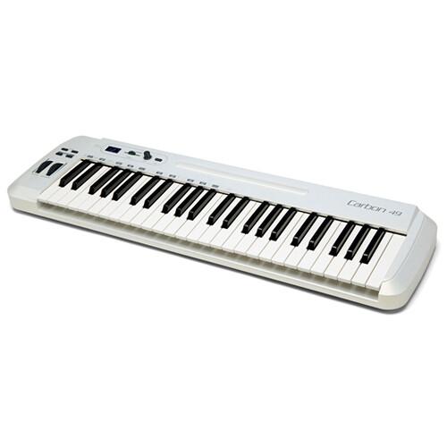 Samson Carbon 49 USB/MIDI Keyboard Controller