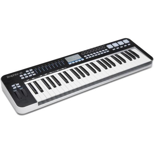 Samson Graphite 49 - USB/MIDI Keyboard Controller