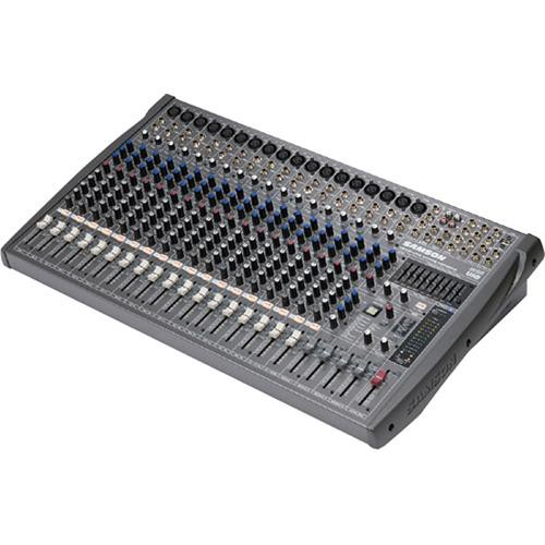 Samson L2000 20-Channel, 4-Bus Compact Live Sound Reinforcement Console