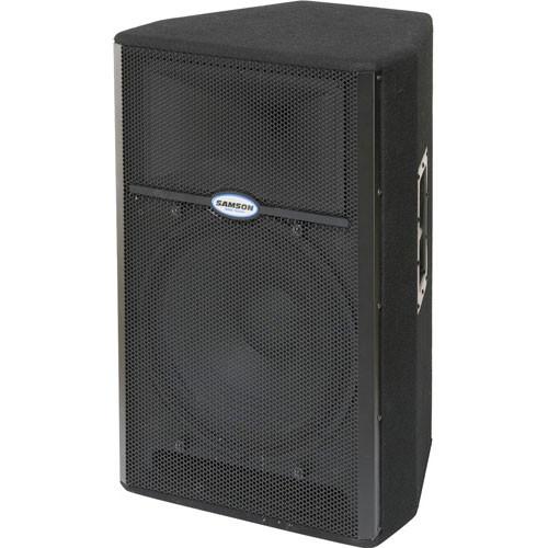 "Samson Live! 615 - 300W 15"" Two-Way Active Loudspeaker"