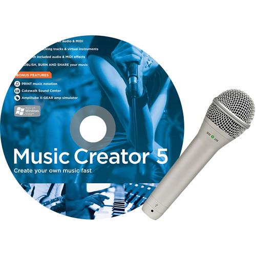 Samson Q1UCW - USB Handheld Microphone